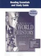 Book cover Glencoe World History, Reading Essentials and Study Guide, Workbook
