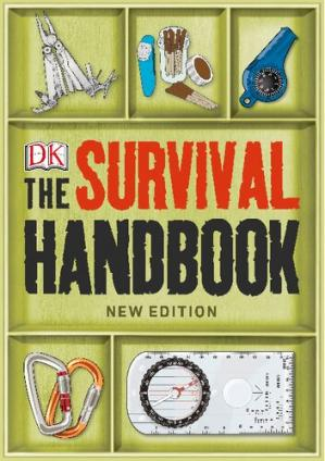 Korice knjige The Survival Handbook