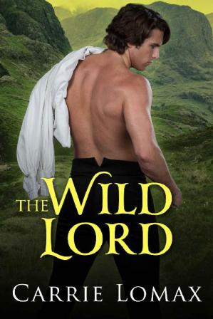 Book cover The Wild Lord (London Scandals Book 1)