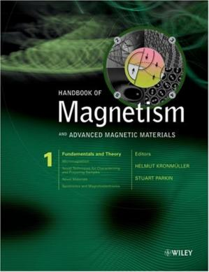 غلاف الكتاب Handbook of magnetism and advanced magnetic materials