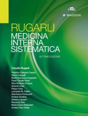 Book cover Medicina interna sistematica
