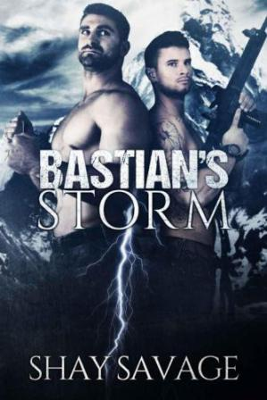 Book cover Bastian's Storm