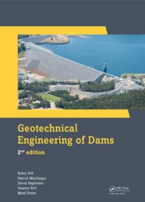 Book cover Geotechnical Engineering of Dams, 2nd Edition