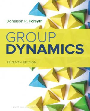 Book cover Group dynamics