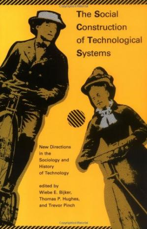 Εξώφυλλο βιβλίου The Social Construction of Technological Systems: New Directions in the Sociology and History of Technology