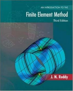 Book cover An Introduction to The Finite Element Method - Solutions Manual