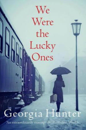 Book cover We Were the Lucky Ones