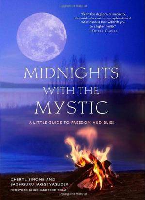 Book cover Midnights with the mystic : a little guide to freedom and bliss