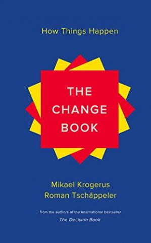 Book cover The change book - How things happen