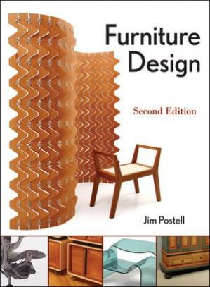 书籍封面 Furniture Design