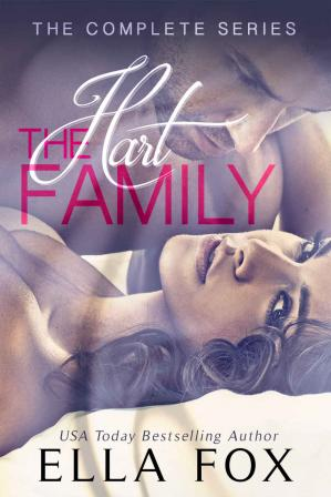 Copertina The Hart Family Series Box Set
