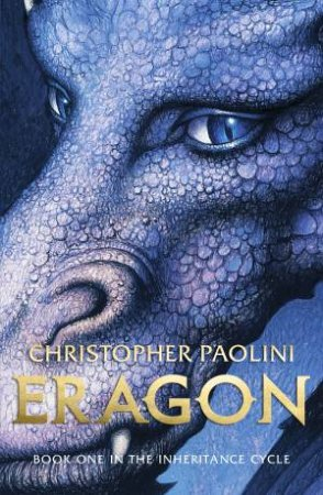Book cover Eragon