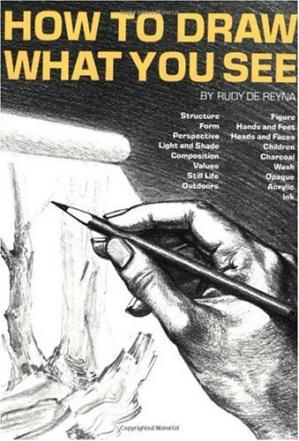Sampul buku How to draw what you see