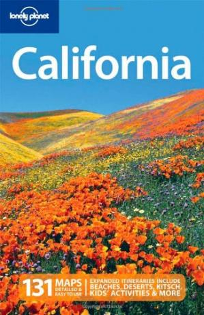 Sampul buku Lonely Planet California, 5th Edition (Regional Travel Guide)