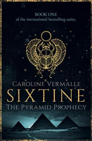 Book cover The Pyramid Prophecy