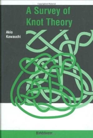 Book cover Survey on knot theory