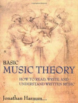 Book cover Basic Music Theory: How to Read, Write, and Understand Written Music