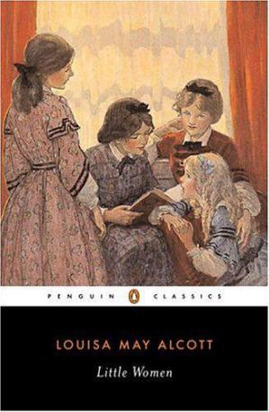 Book cover Little Women