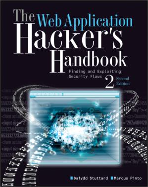 Εξώφυλλο βιβλίου The web application hacker's handbook: finding and exploiting security flaws