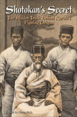 पुस्तक कवर Shotokan's Secret: The Hidden Truth Behind Karate's Fighting Origins