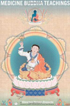 Book cover Medicine Buddha Teachings