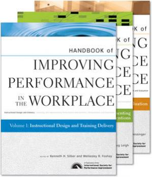 Book cover Handbook of Improving Performance in the Workplace: Volumes 1-3