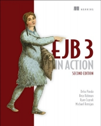 A capa do livro EJB 3 in Action, 2nd Edition