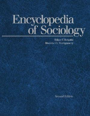Portada del libro Encyclopedia of Sociology