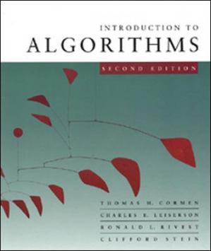Book cover Introduction to algorithms. Instructor's manual