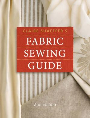 表紙 Claire Shaeffer's Fabric Sewing Guide