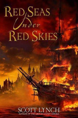 Book cover Red Seas Under Red Skies