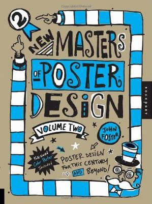 Book cover New Masters of Poster Design, Volume 2: Poster Design for This Century and Beyond