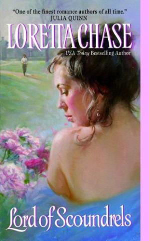 Book cover Lord of Scoundrels