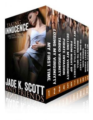 Book cover Taking Innocence - 12 Erotic Tales of Lost Innocence