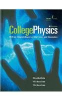 Sampul buku College Physics: With an Integrated Approach to Forces and Kinematics, 3rd Edition