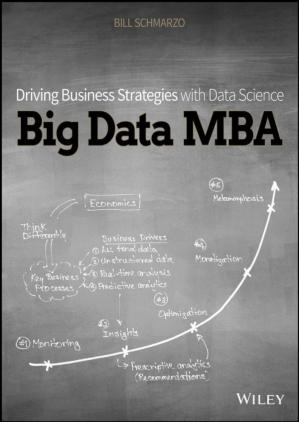 Book cover Big Data MBA Driving Business Strategies with Data Science