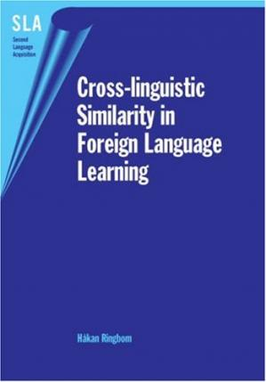 Sampul buku Cross-linguistic Similarity in Foreign Language Learning (Second Language Acquisition)