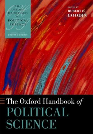 Book cover The Oxford handbook of political science