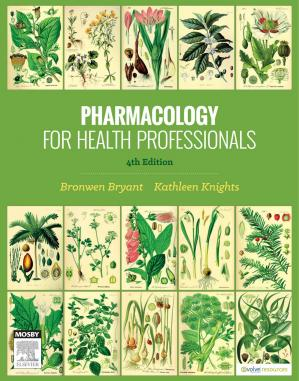 Copertina Pharmacology for Health Professionals