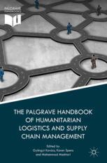 Book cover  The Palgrave Handbook of Humanitarian Logistics and Supply Chain Management