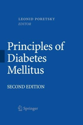 Copertina Principles of Diabetes Mellitus