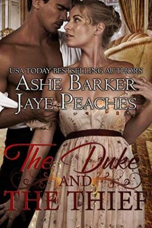 Book cover The Duke and the Thief