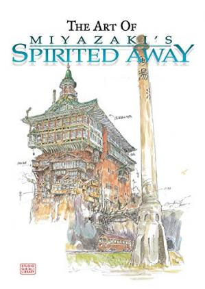 Book cover The Art of Spirited Away