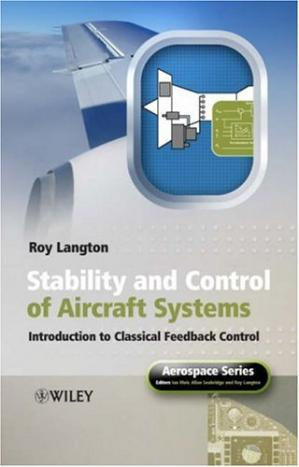 A capa do livro Stability and Control of Aircraft Systems: Introduction to Classical..