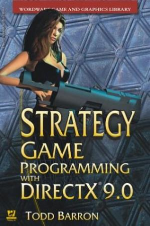 Korice knjige Strategy game programming with DirectX 9.0