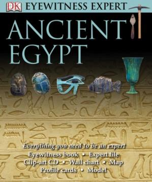 Book cover Ancient Egypt