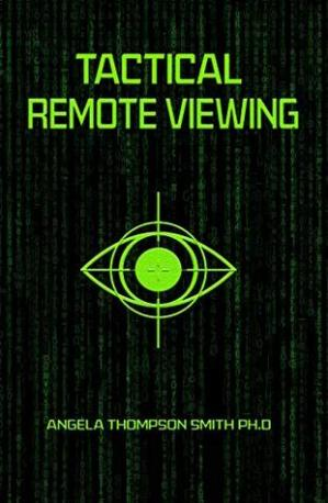 Book cover Tactical Remote Viewing