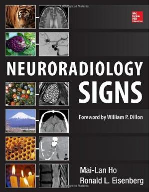 Book cover Neuroradiology Signs