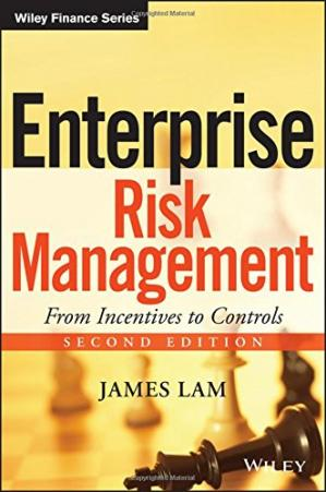 Εξώφυλλο βιβλίου Enterprise Risk Management: From Incentives to Controls