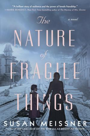 Book cover The Nature Of Fragile Things
